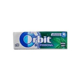 ORBIT PROFESSIONAL FRESH MINT