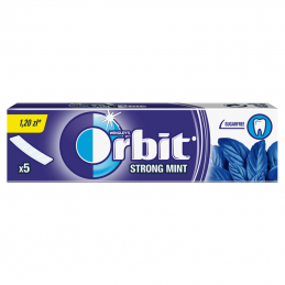 ORBIT MINTS-STRONG MINT