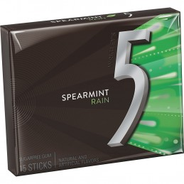 ZVAKE FIVE SPEARMINT-LISTICI