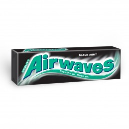 AIRWAVES BLACKMINT 3PACK