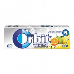 ORBIT ZVAKE WHITE FRUIT