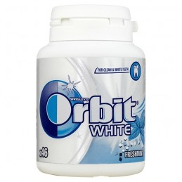 ORBIT WHITE FRESHMINT BOTTLE